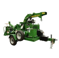 Commercial Wood Chippers