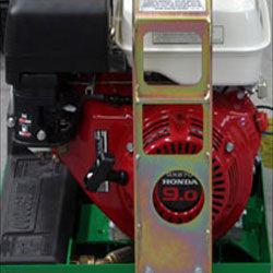 9hp (7kW) OHV GX270 Honda