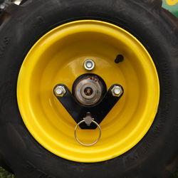 RH 1620 Free Wheeling Hubs