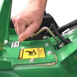 Hight Adjustable controls