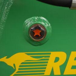 RH1620 Hydraulic Rotary Hoe Hydraulic level
