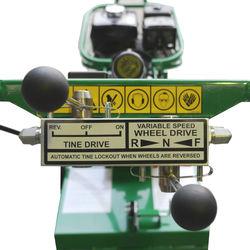 RH918 Hydraulic Rotary Hoe Controls