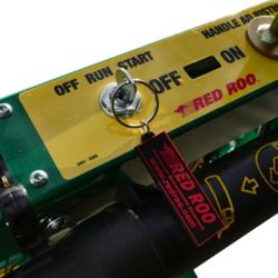 SG350 Stump Grinder Electric Start
