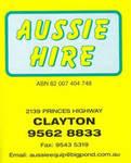 Aussie Hire