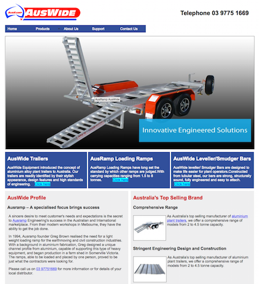 ausramp website