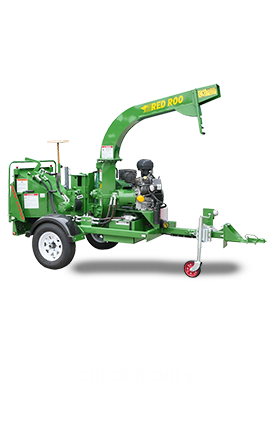 660 Commercial Wood Chipper