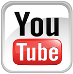YouTube Footer Logo