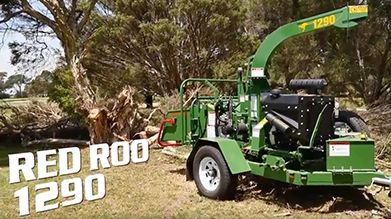 1290 Wood Chipper