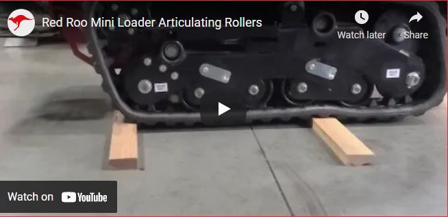 825TKL Mini Track Loader