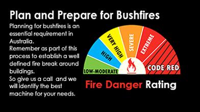 Plan and Prepare for Bushfires 2015