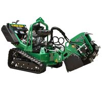 Stump Grinders up to 250 HP Manuals