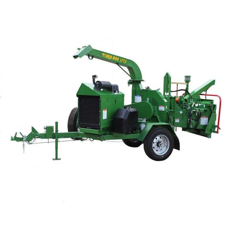1712 Commercial Wood Chipper