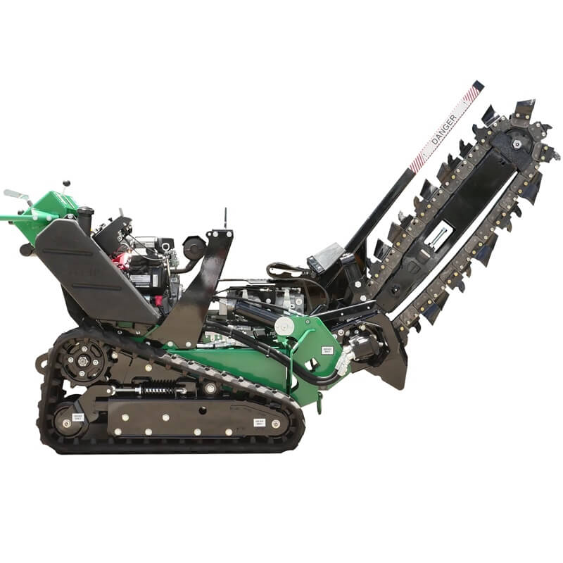 1824TK Track Trencher