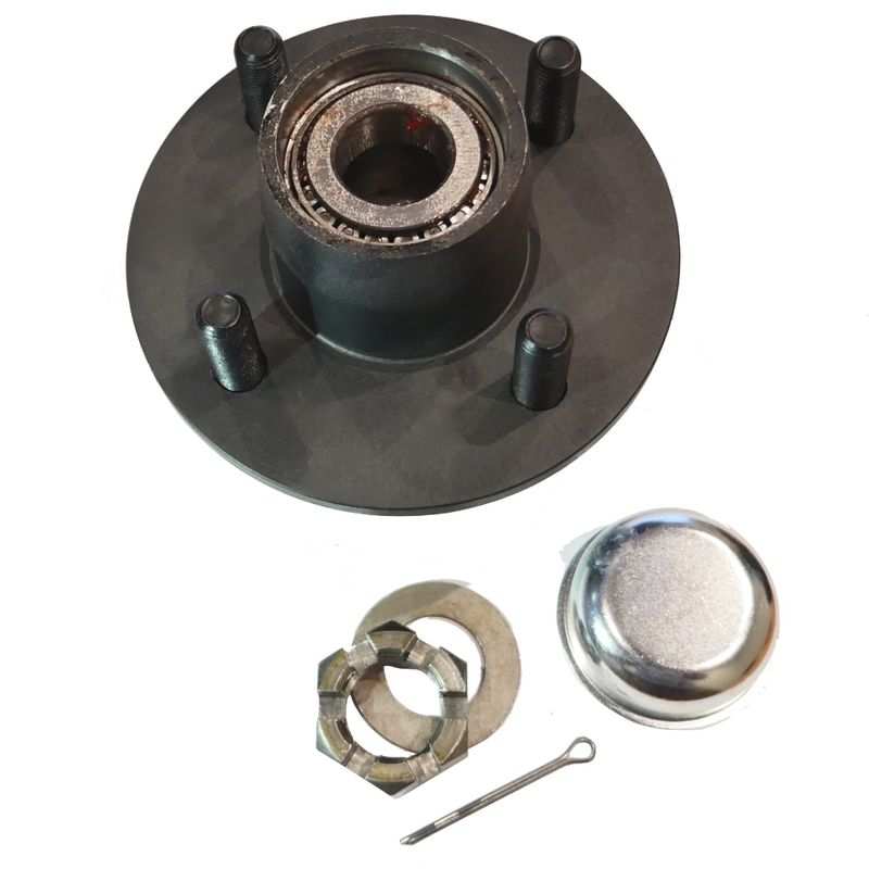 4 Stud Trailer Hub Kit