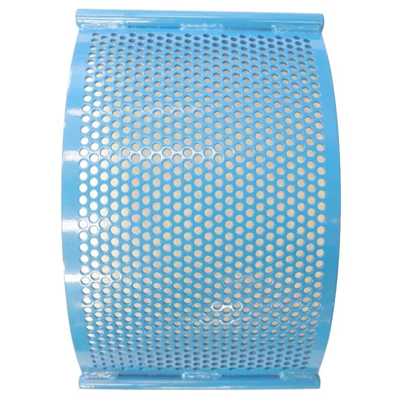 CMS80 6mm Perforated Screen