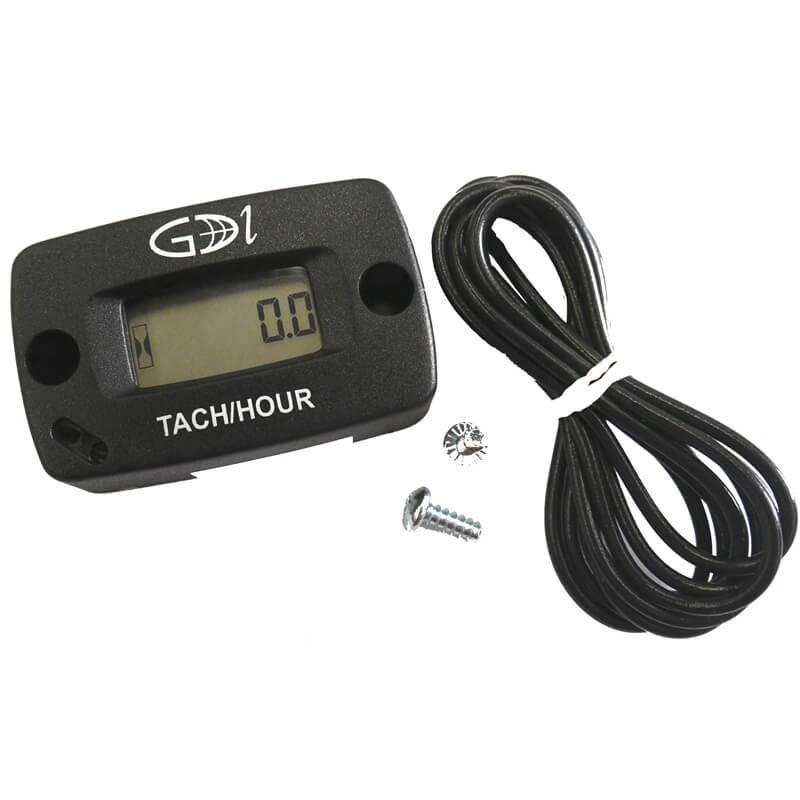 EFI GDI Tachometer + Hour Meter
