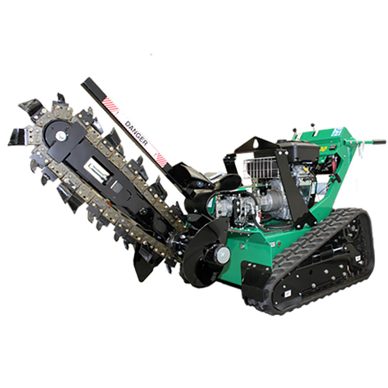 HT1624TK Hydraulic Trencher
