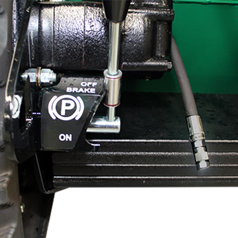 HT1624TK Hydraulic Trencher Brake