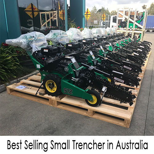 HT912 Best Selling Small Trencher in Australia