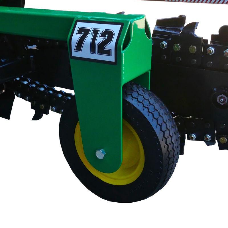 HT 712 Hydraulic Trencher