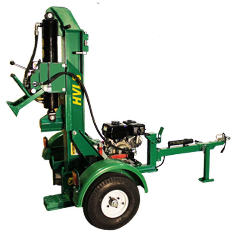 HVLS Series 2 Log Splitter Upright Position