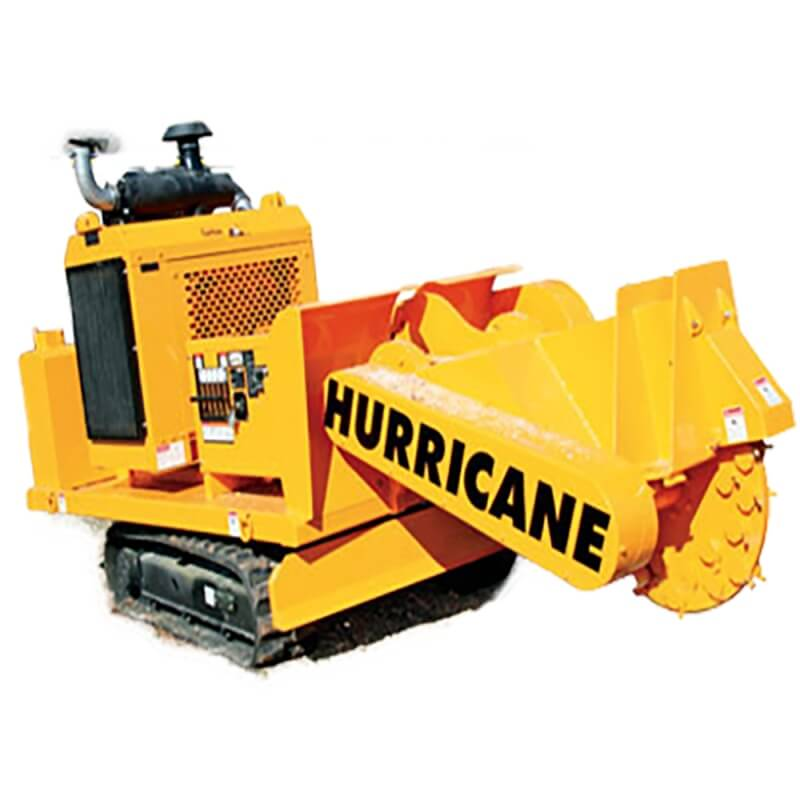 Red Roo Hurricane RS Stump Grinder
