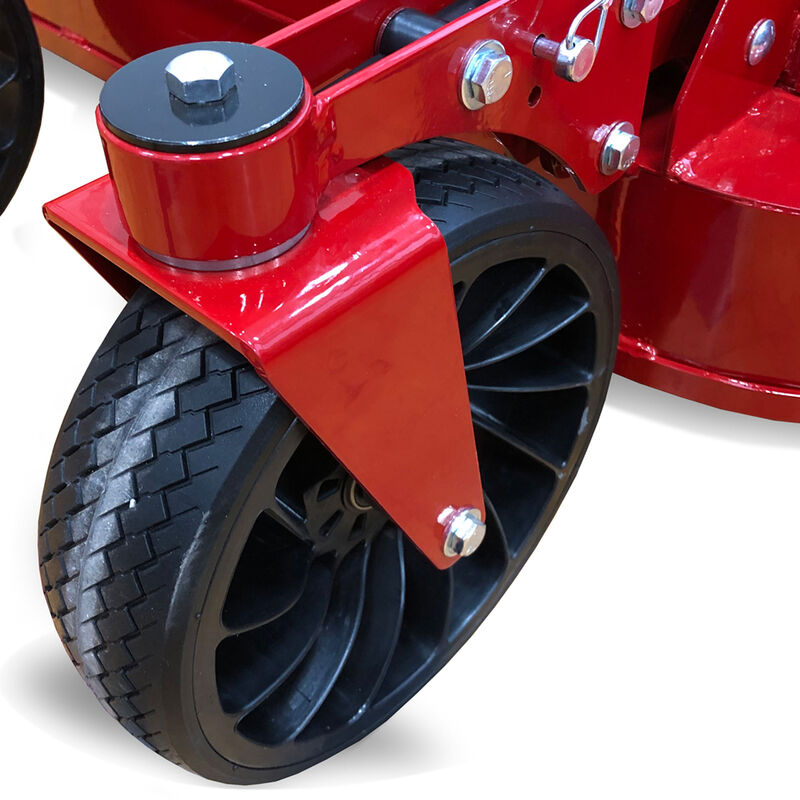 Hydraulic Walk Behind Mower Wheels
