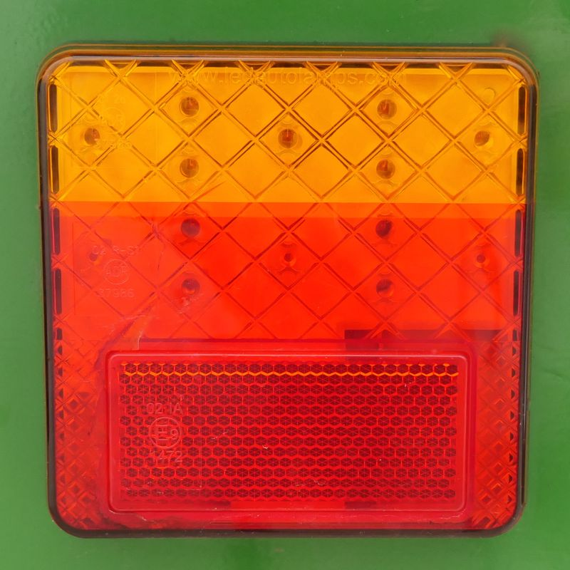 Red Roo 1260 150mm LED tail light