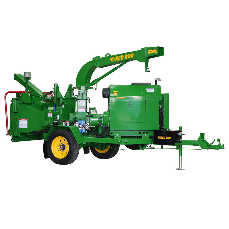 Red Roo 2012 305mm 12 inch Wood Chipper