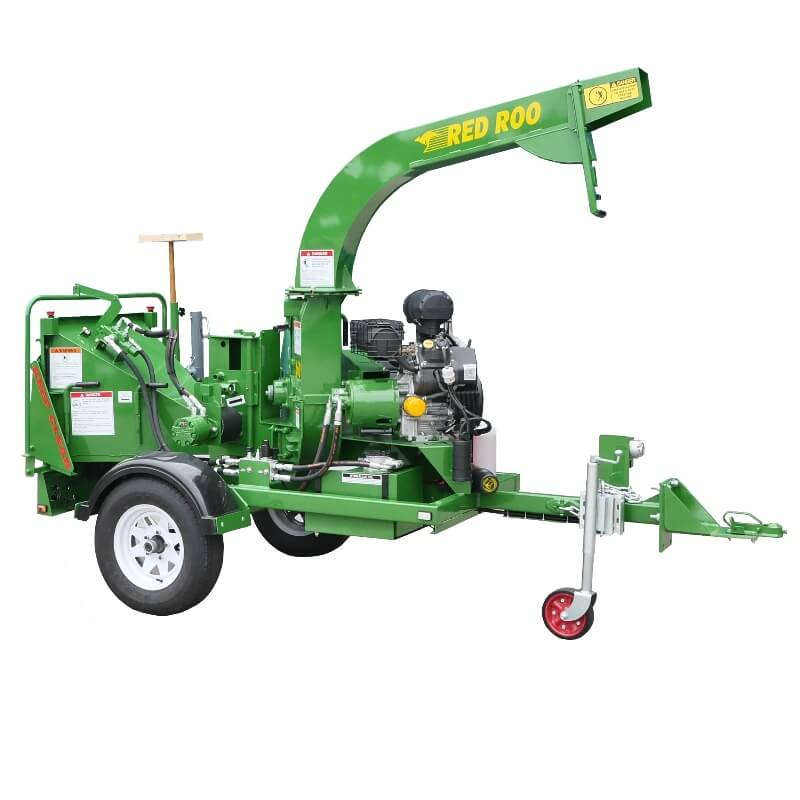 Red Roo 660 150mm 6 inch Wood Chipper