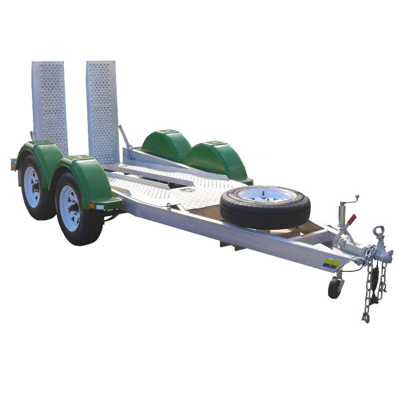 Red Roo ATA2 Aluminium Trailer