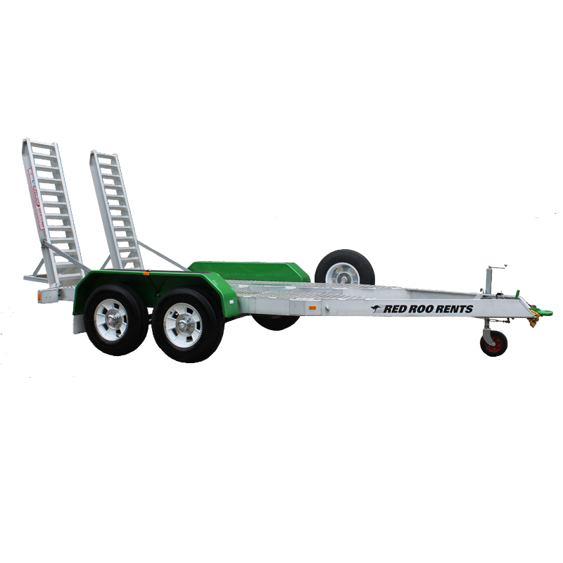 Red Roo ATA45 Aluminium Trailer