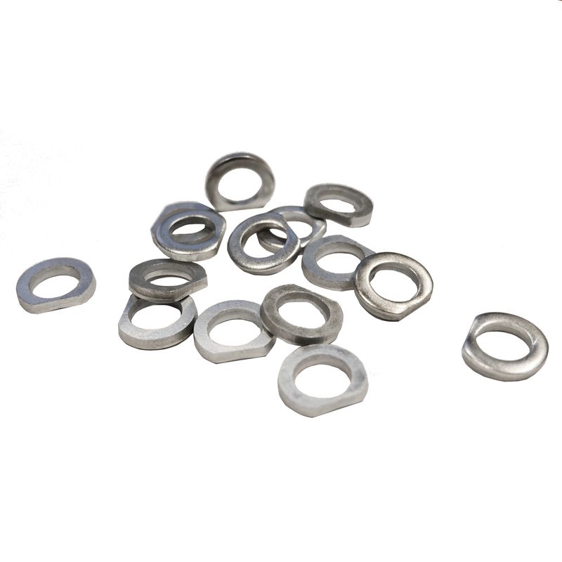 Red Tooth Flat Washers