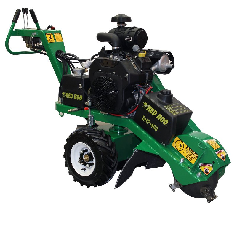 SHP400 4 Wheel Stump Grinder