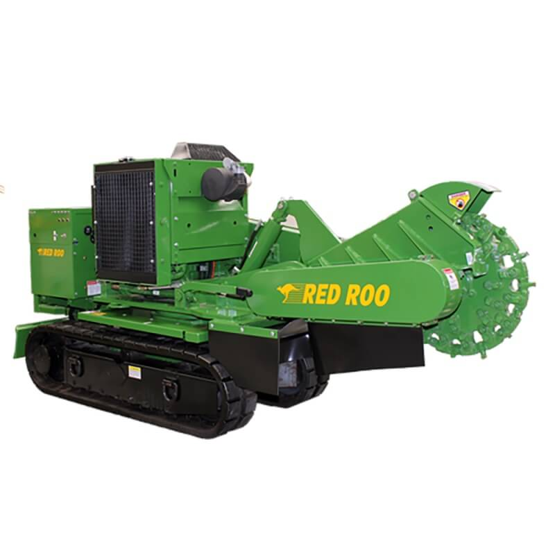 SP7015TRX Stump Grinder (Self Propelled Tracks)