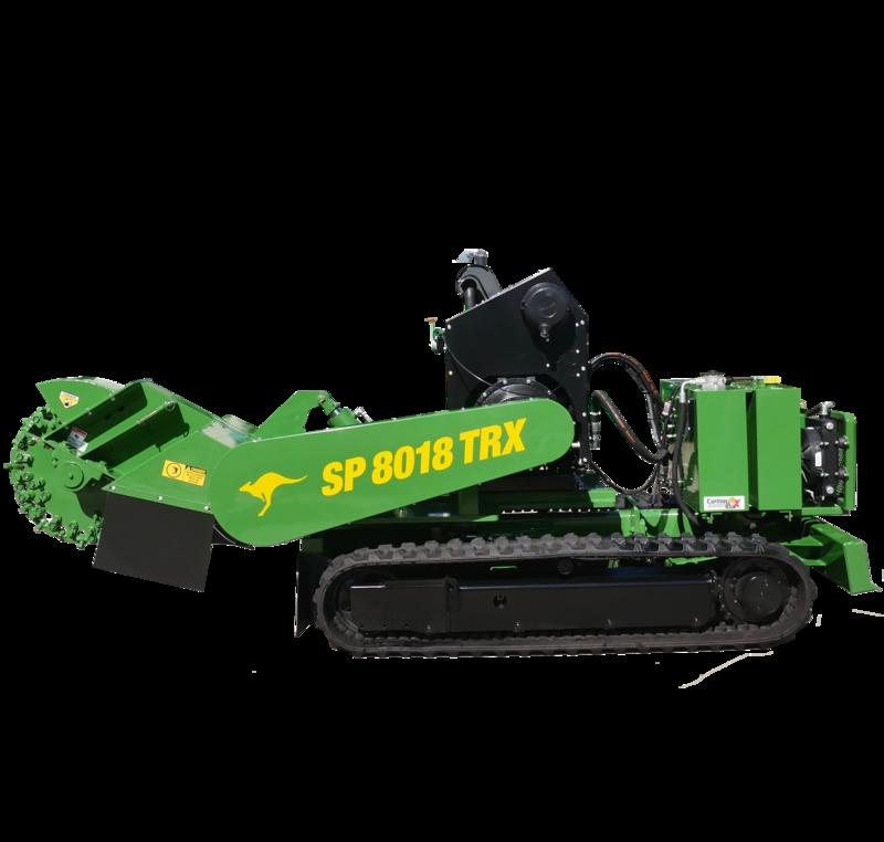 SP8018TRX Stump Grinder