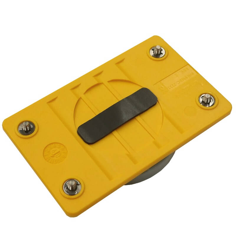Wireless Remote Rear Battery Cover / Magnet
