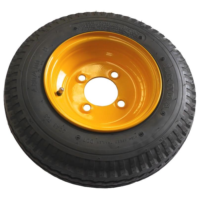 SG350 / CMS80F-T Wheel