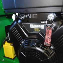 13HP Vanguard with Optional Electric Start