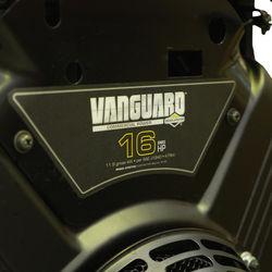 16hp (12kw) V-Twin OHV Briggs & Stratton Vanguard