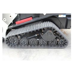 All Terrain Rubber Track, Tracks
