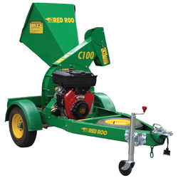 C100 Wood Chipper