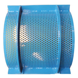 CMS100 6mm Perforated Screen