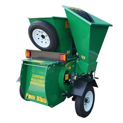CMS100 Chipper  Mulcher  Shredder