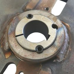 CMS80 Chipper disc to suit CMS80 including taperlock bushing