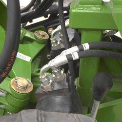 Fully Hydraulic Drive