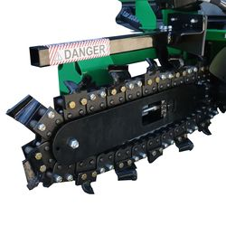 HT 712 Hydraulic Trencher