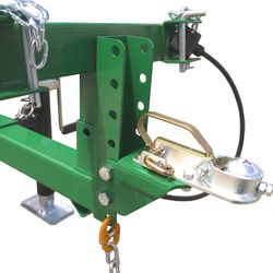 Height Adjustable tow point
