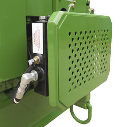 Hydraulic oil Cooler with Heavy duty guard