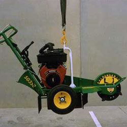 SG350 Stump Grinder Lifting Hook